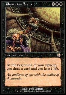 Image result for mtg cards like dark confidant